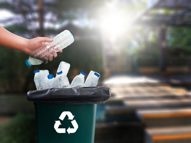 Try to Be Smart About the Recycling You Do