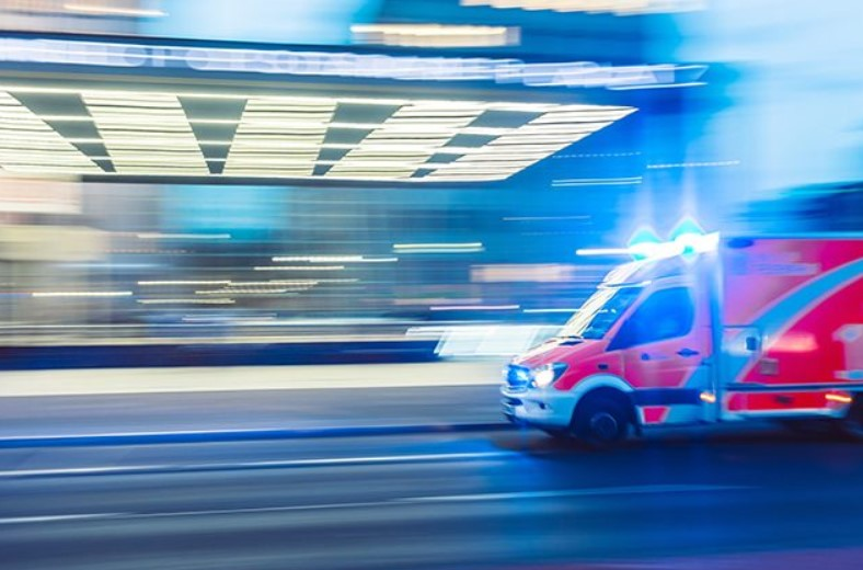 Comparing Police Vehicles and Ambulances