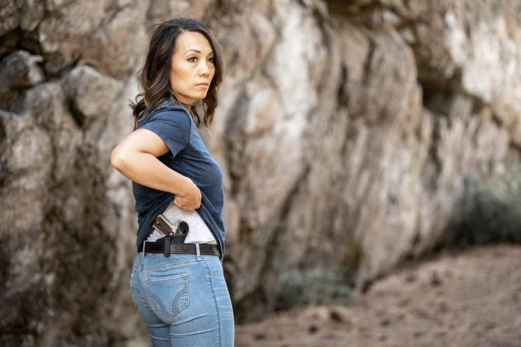 Holster Tips for Women Who Conceal Carry