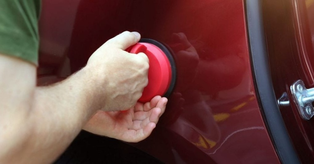 7 DIY Methods for Removing Car Dents